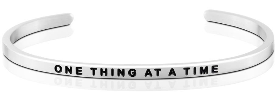one_thing_at_a_time_bracelet_-_silver